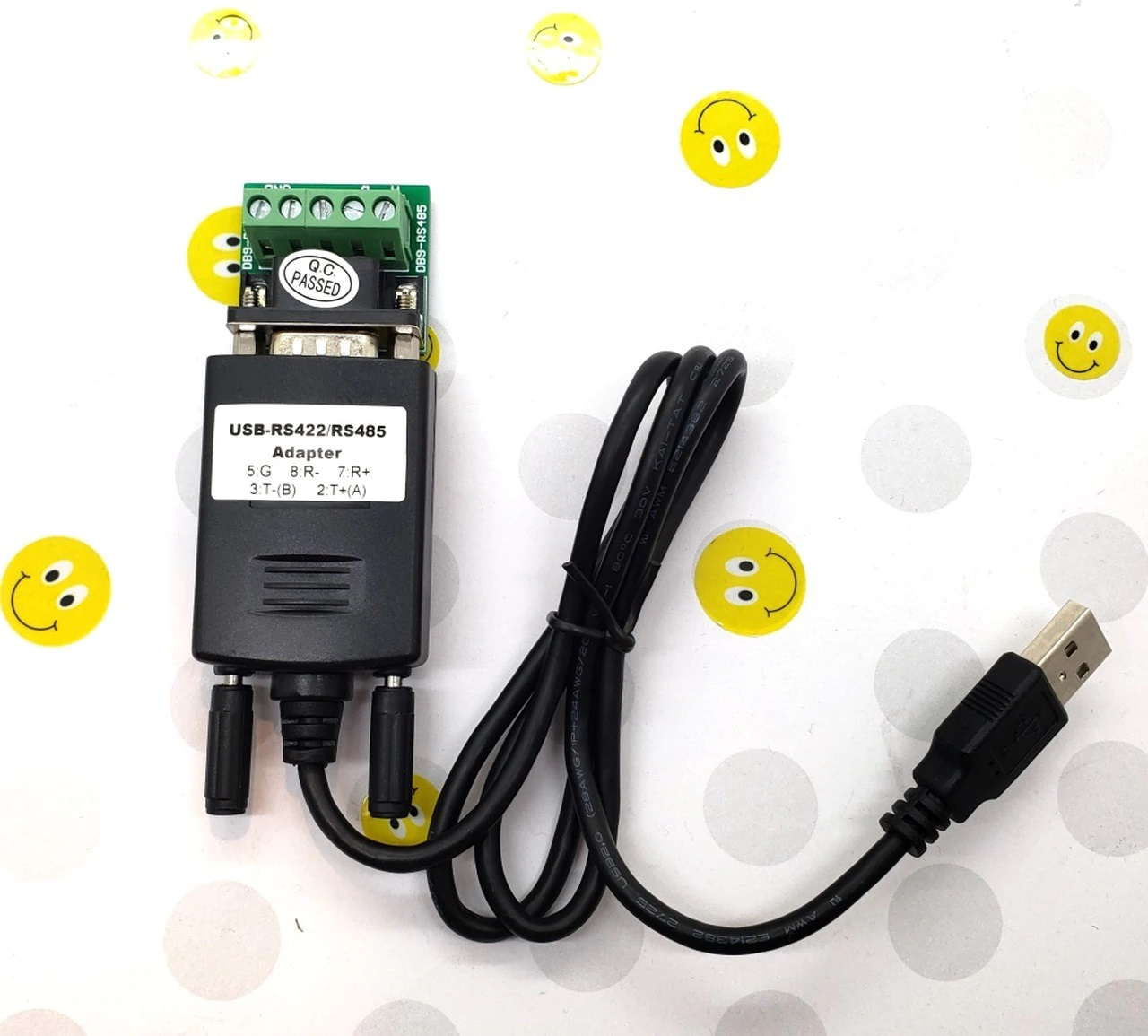 USB to RS485-RS422